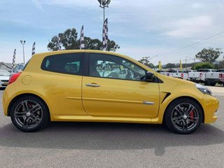 2012 Renault Clio Sport 200 - Cup Yellow Manual Hatchback.