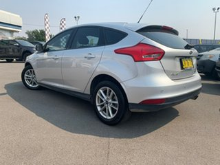 2018 Ford Focus LZ Trend Silver 6 Speed Automatic Hatchback