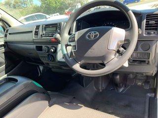 2016 Toyota HiAce White Automatic Van