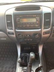 2005 Toyota Landcruiser Prado GXL Black Automatic Wagon