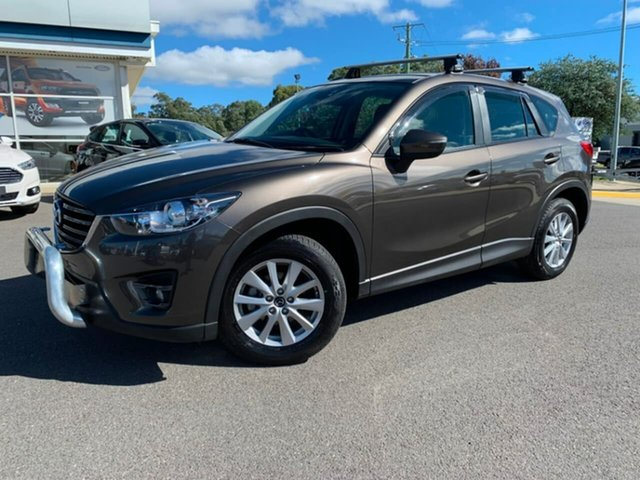 Used Mazda CX-5 KE1022 Maxx SKYACTIV-Drive i-ACTIV AWD Sport, 2016 Mazda CX-5 KE1022 Maxx - Sport Grey 6 Speed Sports Automatic Wagon