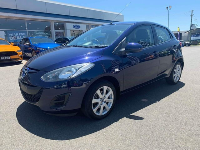 Used Mazda 2  Neo, 2012 Mazda 2 Neo Blue Manual Hatchback