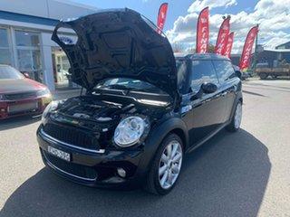 2009 Mini Clubman Cooper S Black Sports Automatic Wagon