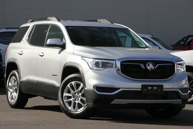 Demo Holden Acadia AC MY19 LT AWD, 2019 Holden Acadia AC MY19 LT AWD Nitrate 9 Speed Sports Automatic Wagon