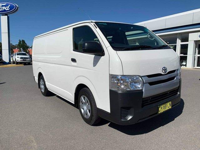 Used Toyota HiAce  , 2016 Toyota HiAce White Automatic Van