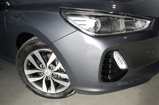 2019 Hyundai i30 PD2 MY19 Active Iron Grey 6 Speed Automatic Hatchback.