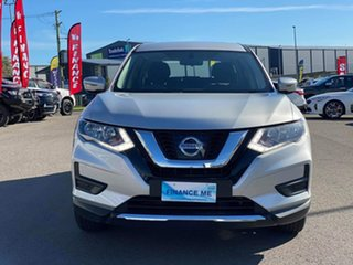 2018 Nissan X-Trail ST Silver Constant Variable Wagon.