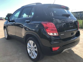 2018 Holden Trax TJ MY18 LTZ Black 6 Speed Automatic Wagon