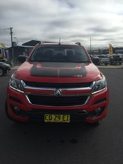 2017 Holden Colorado RG MY18 Z71 Red 6 Speed Sports Automatic Dual Cab Utility
