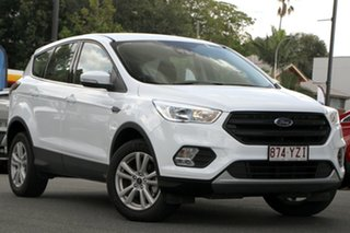 2019 Ford Escape ZG 2019.75MY Ambiente 2WD Frozen White 6 Speed Sports Automatic Wagon.