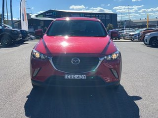 2015 Mazda CX-3 DK4W7A Maxx Red 6 Speed Sports Automatic Wagon