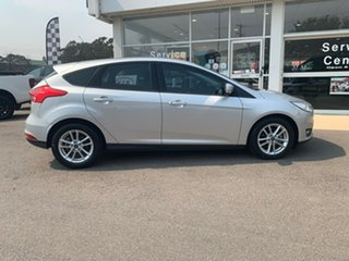 2016 Ford Focus LZ Trend Silver 6 Speed Automatic Hatchback