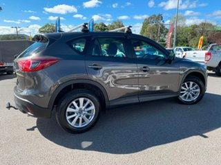 2016 Mazda CX-5 KE1022 Maxx - Sport Grey 6 Speed Sports Automatic Wagon.