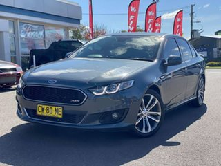 2015 Ford Falcon FG X XR6 Grey 6 Speed Sports Automatic Sedan.