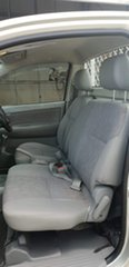 2006 Toyota Hilux KUN16R MY05 SR Silver 5 Speed Manual Cab Chassis - Single Cab