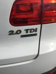 2012 Volkswagen Tiguan 5N MY12.5 103TDI White 6 Speed Manual Wagon