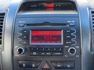 2011 Kia Sorento SLi Clear White Sports Automatic Wagon