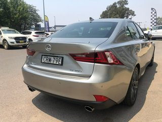 2014 Lexus IS350 F Sport Silver Sports Automatic Sedan