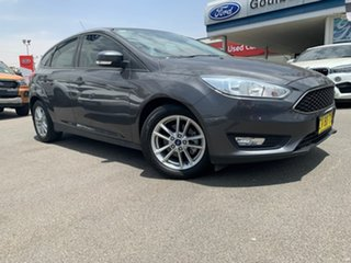2017 Ford Focus Trend Grey Automatic Hatchback.