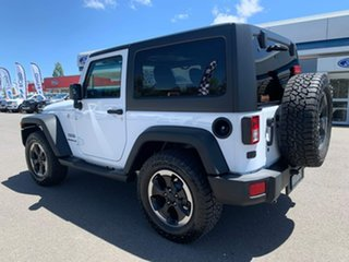 2016 Jeep Wrangler Sport White Automatic Softtop