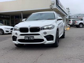 2018 BMW X6 M F86 M White 8 Speed Sports Automatic Wagon