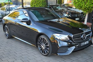 2017 Mercedes-Benz E-Class C238 808+058MY E300 9G-Tronic PLUS 9 Speed Sports Automatic Coupe.