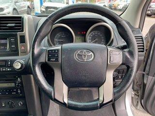 2011 Toyota Landcruiser Prado GXL Silver Sports Automatic Wagon