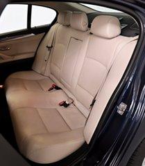 2010 BMW 5 Series F10 535i Steptronic Blue 8 Speed Sports Automatic Sedan