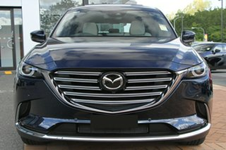 2020 Mazda CX-9 TC Azami SKYACTIV-Drive i-ACTIV AWD Deep Crystal Blue 6 Speed Sports Automatic Wagon