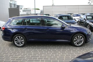 2019 Volkswagen Passat 3C (B8) MY19 132TSI DSG Atlantic Blue 7 Speed Sports Automatic Dual Clutch.