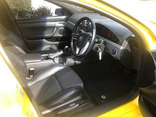 2012 Holden Ute VE II MY12.5 SV6 Z Series Yellow 6 Speed Manual Utility