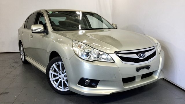 Used Subaru Liberty B5 MY10 2.5i Lineartronic AWD, 2010 Subaru Liberty B5 MY10 2.5i Lineartronic AWD Kashmir 6 Speed Constant Variable Sedan