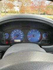 2013 Nissan Navara D22 S5 DX 4x2 Polar White 5 Speed Manual Cab Chassis