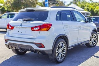 2018 Mitsubishi ASX XC MY19 ES 2WD White 6 Speed Constant Variable Wagon