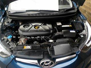 2015 Hyundai Elantra MD3 Active Blue 6 Speed Sports Automatic Sedan