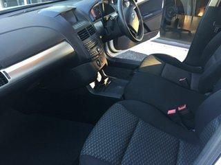 2012 Ford Falcon FG MK2 (LPi) White 6 Speed Automatic Utility