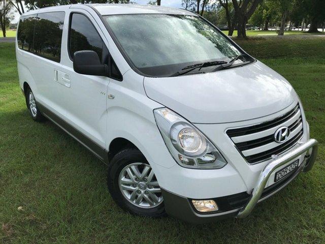Used Hyundai iMAX TQ3-W Series II MY16 , 2016 Hyundai iMAX TQ3-W Series II MY16 Creamy White 5 Speed Automatic Wagon