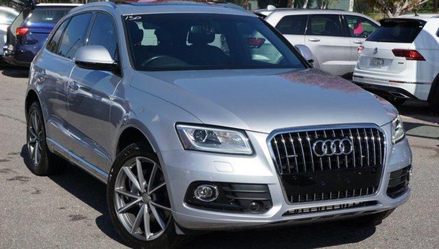 Used Audi Q5 8R MY16 TDI S Tronic Quattro, 2016 Audi Q5 8R MY16 TDI S Tronic Quattro Silver 7 Speed Sports Automatic Dual Clutch Wagon