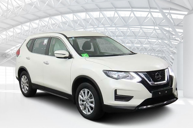 Used Nissan X-Trail T32 Series 2 ST (2WD), 2018 Nissan X-Trail T32 Series 2 ST (2WD) Ivory Pearl Continuous Variable Wagon