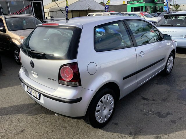 Used Volkswagen Polo 9N MY2008 Club, 2008 Volkswagen Polo 9N MY2008 Club Silver 6 Speed Sports Automatic Hatchback