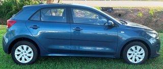 2018 Kia Rio YB MY18 S Blue 4 Speed Sports Automatic Hatchback.
