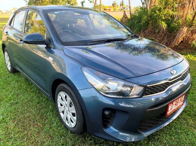 Used Kia Rio YB MY18 S, 2018 Kia Rio YB MY18 S Blue 4 Speed Sports Automatic Hatchback