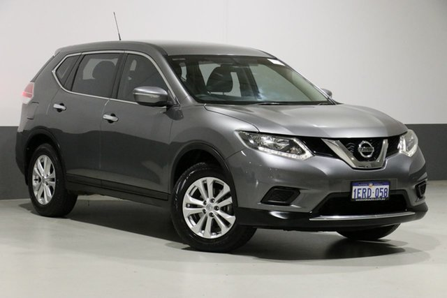 Used Nissan X-Trail T32 TS (FWD), 2014 Nissan X-Trail T32 TS (FWD) Grey Continuous Variable Wagon