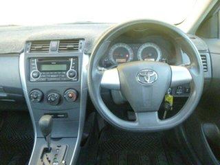 2013 Toyota Corolla ZRE152R Ascent Blue 4 Speed Automatic Sedan