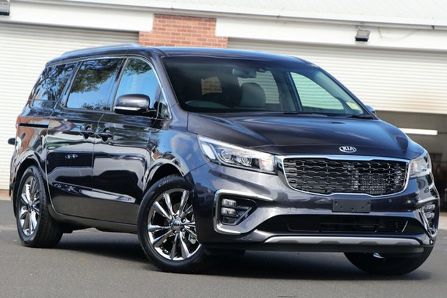 New Kia Carnival YP MY20 Platinum, 2019 Kia Carnival YP MY20 Platinum Panthera Metal 8 Speed Sports Automatic Wagon