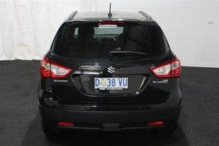 2014 Suzuki S-Cross JY GL Black 7 Speed Constant Variable Hatchback