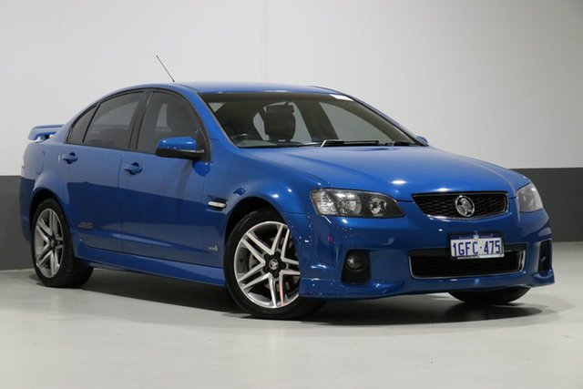 Used Holden Commodore VE II SS, 2011 Holden Commodore VE II SS Blue 6 Speed Automatic Sedan