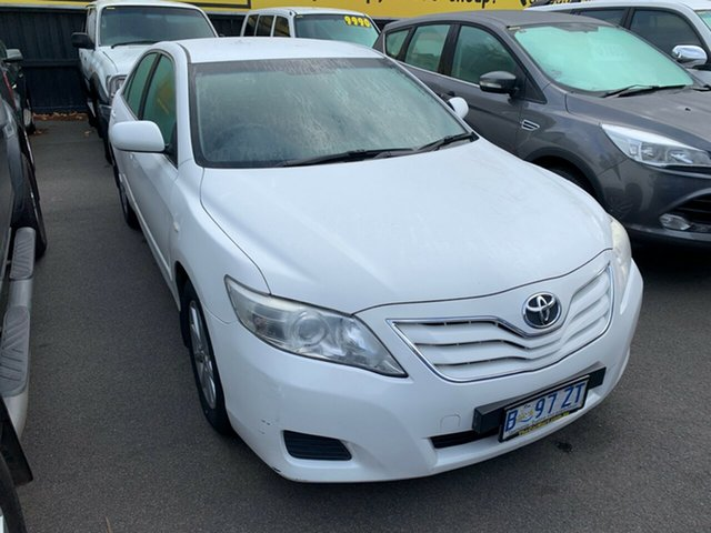 Used Toyota Camry ACV40R Altise, 2011 Toyota Camry ACV40R Altise White 5 Speed Automatic Sedan
