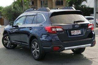 2019 Subaru Outback B6A MY20 2.5i CVT AWD Premium Dark Blue 7 Speed Constant Variable Wagon.