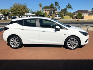 2020 Holden Astra BK MY20 R Summit White 6 Speed Sports Automatic Hatchback.